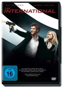 The International, DVD