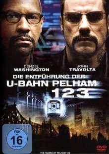 Die Entführung der U-Bahn Pelham 123, DVD