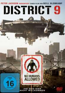 District 9, DVD