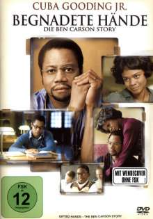 Begnadete Hände - Die Ben Carson Story, DVD