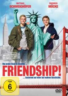 Friendship!, DVD