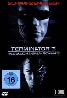 Terminator 3: Rebellion der Maschinen, DVD