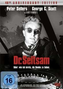 Dr. Seltsam (40th Anniversary Edition ), 2 DVDs