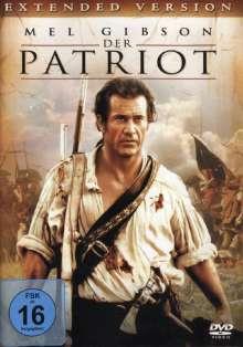 Der Patriot (2000) (Extended Version), DVD