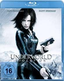 Underworld: Evolution (Blu-ray), Blu-ray Disc