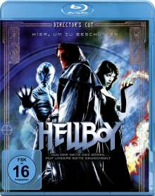 Hellboy (Blu-ray), Blu-ray Disc