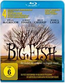 Big Fish (Blu-ray), Blu-ray Disc