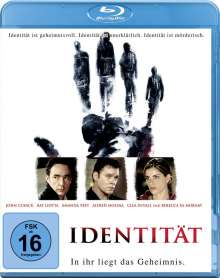 Identität (Blu-ray), Blu-ray Disc