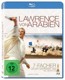 Lawrence von Arabien (Blu-ray), 2 Blu-ray Discs