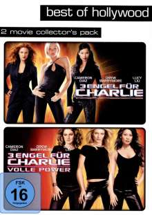 Drei Engel für Charlie / Drei Engel für Charlie: Volle Power, 2 DVDs