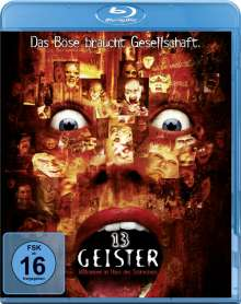 13 Geister (Blu-ray), Blu-ray Disc