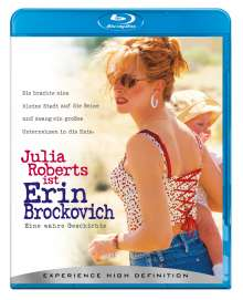 Erin Brockovich (Blu-ray), Blu-ray Disc