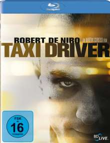 Taxi Driver (Blu-ray), Blu-ray Disc