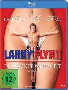 Larry Flynt - Die nackte Wahrheit (Blu-ray), Blu-ray Disc
