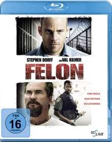 Felon (Blu-ray), Blu-ray Disc