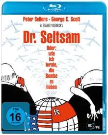 Dr. Seltsam oder: Wie ich lernte, die Bombe zu lieben (Blu-ray), Blu-ray Disc