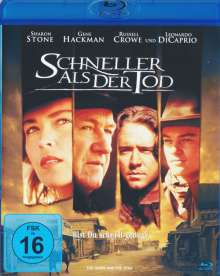 Schneller als der Tod (Blu-ray), Blu-ray Disc