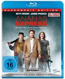 Ananas Express (Blu-ray), Blu-ray Disc