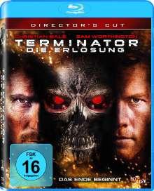 Terminator: Die Erlösung (Blu-ray), Blu-ray Disc