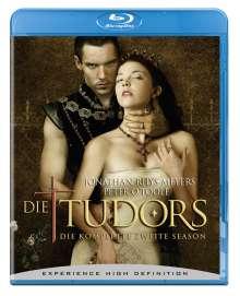 Die Tudors Season 2 (Blu-ray), 3 Blu-ray Discs