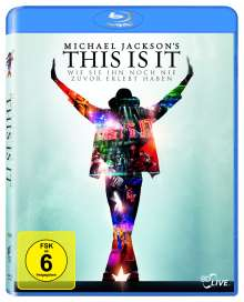 Michael Jackson: This Is It (Blu-ray), Blu-ray Disc