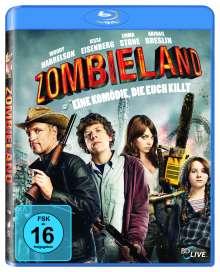 Zombieland (Blu-ray), Blu-ray Disc