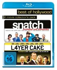 Snatch / Layer Cake (Blu-ray), 2 Blu-ray Discs