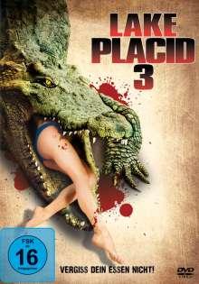 L: Lake Placid 3, DVD