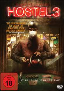Hostel 3, DVD