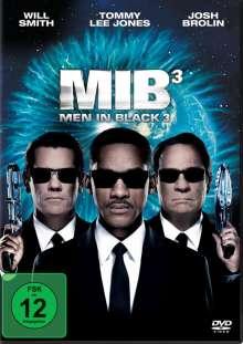 Men in Black 3, DVD