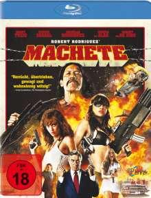 Machete (Blu-ray), Blu-ray Disc