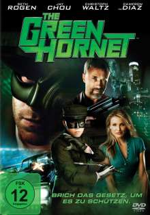 The Green Hornet, DVD