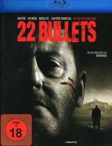 22 Bullets (Blu-ray), Blu-ray Disc