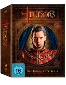 Die Tudors (Komplette Serie), 13 DVDs