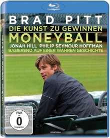 Die Kunst zu gewinnen - Moneyball (Blu-ray), Blu-ray Disc