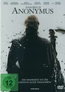 Anonymus, DVD