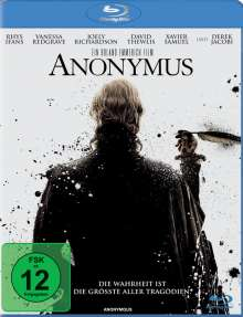 Anonymus (Blu-ray), Blu-ray Disc