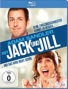 Jack und Jill (2011) (Blu-ray), Blu-ray Disc