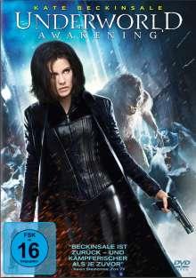 Underworld Awakening, DVD