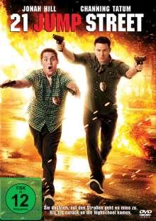 21 Jump Street (2012), DVD