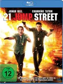 21 Jump Street (2012) (Blu-ray), Blu-ray Disc