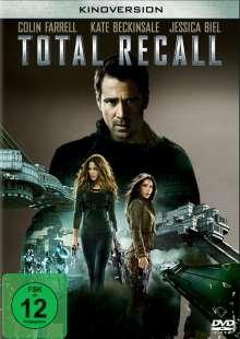 Total Recall (2012), DVD