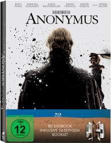 Anonymus (Blu-ray im Digibook), Blu-ray Disc