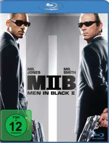 Men in Black 2 (Blu-ray), Blu-ray Disc