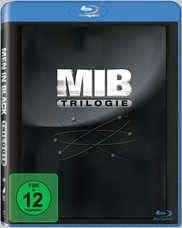 Men in Black 1-3 (Blu-ray), 3 Blu-ray Discs