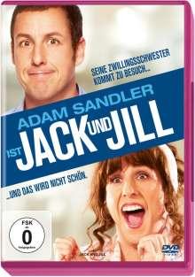 Jack und Jill (2011), DVD