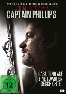 Captain Phillips, DVD