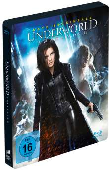 Underworld Awakening (Blu-ray im Steelbook), Blu-ray Disc
