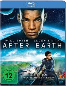 After Earth (Blu-ray Mastered in 4K), Blu-ray Disc
