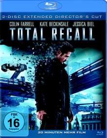 Total Recall (2012) (Blu-ray), 2 Blu-ray Discs